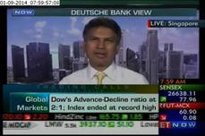See GDP at 5.5pct in FY14-15, if investment picks up: Deutsche Bank