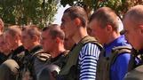 Ceasefire under strain in east Ukraine