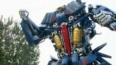 From car parts to life-size transformers in China