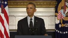 Obama praises Congress for backing plan to arm Syrian rebels