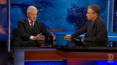 "Clinton on Daily Show: ""Strategy to combat ISIS has a chance to succeed"""