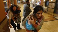 Kenyans recall mall attack terror