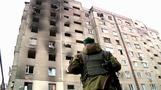 "Ukraine's FM calls for ""political will"" for peace"