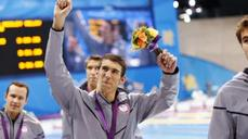 Police: Olympian Michael Phelps arrested for drunken driving in Maryland
