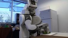 Sous chef of the future? Robot learns to slice vegetables using a knif