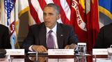 "Obama: coalition against Islamic State ""remains a difficult mission"""