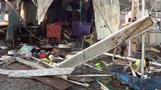 Market hit in Iraq blast