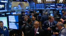 U.S. stocks robustly rebound, as GE, Morgan Stanley shine