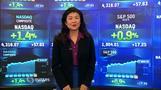 NY株企業の好決算で続伸、IBMは急落(20日)