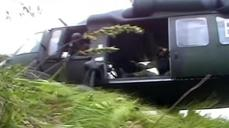 Dramatic video shows Colombian military operation that killed FARC's top leader