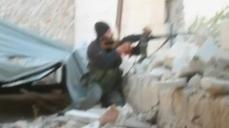 Taking aim in Syria