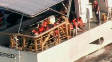 U.S. Coast Guard rescues 33 Cuban migrants