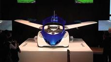 Flying car prototype takes to the skies