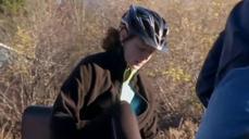 Maine nurse defies Ebola quarantine with bike ride