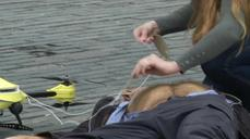 Ambulance drone provides speedy treatment for cardiac arrest