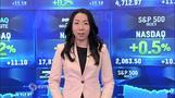 ダウとS&Pが連日で最高値更新  (21日)