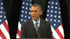 Obama rallies support for new immigrat