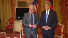 "Kerry says ""big gaps"" remain in Iran nuclear talks"