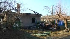 Shells strike village in eastern Ukraine - residents
