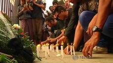Calls for peace in Myanmar following deadly attack on military academy