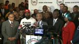 Sharpton slams grand jury process after Ferguson shooting