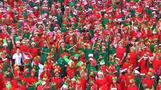 Thailand hosts the largest gathering of Santa's Elves
