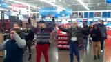 Black Friday protesters storm Missouri Wal-Mart