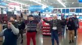 Black Friday protesters storm Missouri Wal-Mart