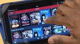 Small screens get bigger with viewers
