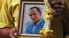 Thai king cancels birthday appearance