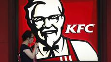Charm offensive for KFC in China