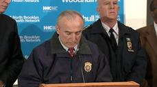 "NYPD Commissioner police killing: ""They were quite simply assassinated"""