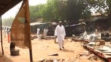 Dozens die in Nigeria bombings