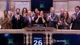 Wall St. hits records in post-holiday session