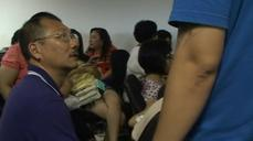 Families turn to prayer for missing AirAsia flight