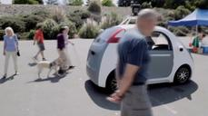 Google partners with auto suppliers on self-driving car