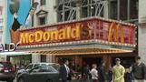 McDonald's profit drops 21 percent