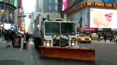 NYC preps for potentially historic blizzard