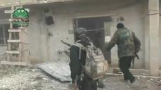 Syrian insurgents claim control of key Syrian Army base