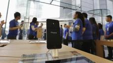 iPhone grabs top spot in China