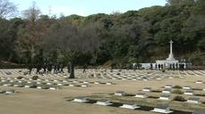 Prince William visits Commonwealth cemetery in Japan