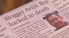 Atheist U.S. blogger killed in machete attack in Bangladesh