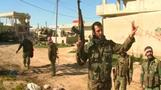 Syrian Army says it has regain