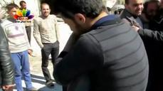 Grief fills the streets of Aleppo
