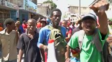 A call for Martelly to quit in Haiti