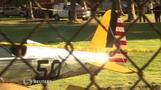 ハリソン・フォードが小型機不時着で負傷、息子「父は大丈夫」(字幕・6日)