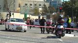 At least five injured in motorist attack in Jerusalem