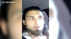 Ottawa gunman's last message before attack