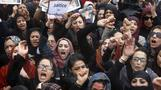 Afghan women find a voice after lynching