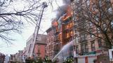 Building collapses, burns in New York's East Village - authorities